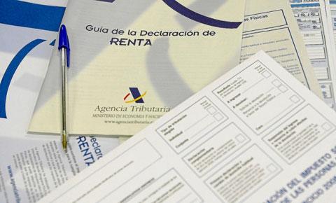 Declaracion de renta 2011