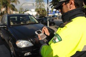 Multas de tráfico - Ayuntamiento de Marbella