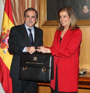 Ministra Fatima Bañez
